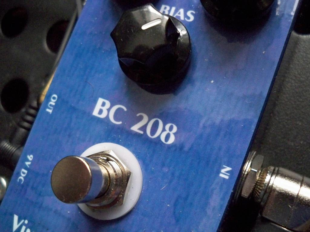 Doc Music Station Vintage Fuzz II (BC 208)