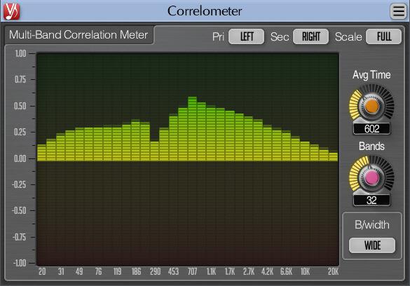 Voxengo Correlometer - User review - Gearslutz