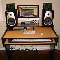 AZ Studio Workstations Spike 61 Recording/Producer's Work Desk-my-pic-spike-61.jpg