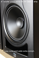 Kali Audio LP-8 Studio Monitor-woofer.png