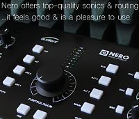 Audient Nero Monitor Controller-neroclose.png