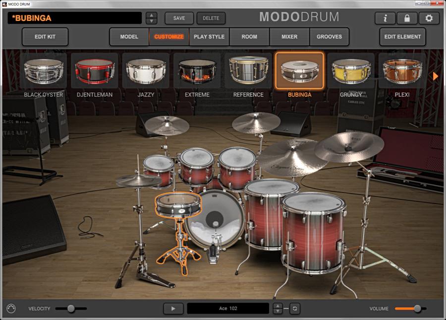 IK Multimedia MODO DRUM - User review - Gearslutz