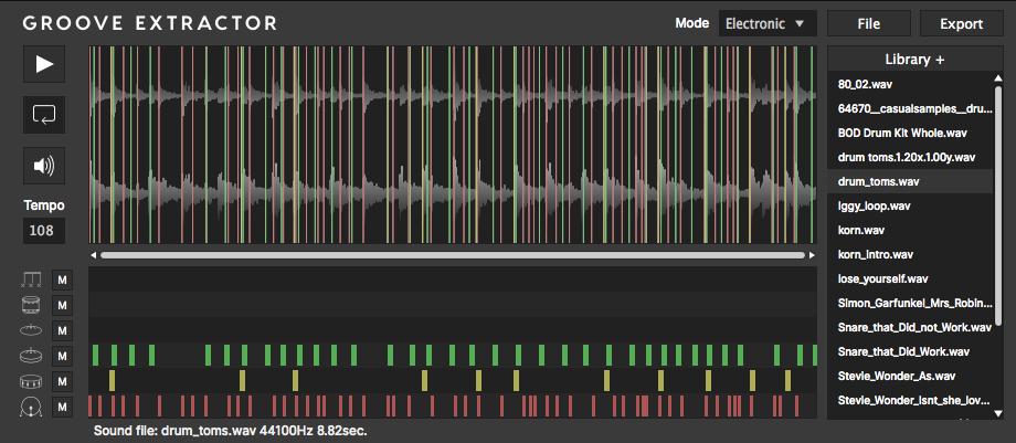 LeSound Groove Extractor-groove-extractor-screenshot.png