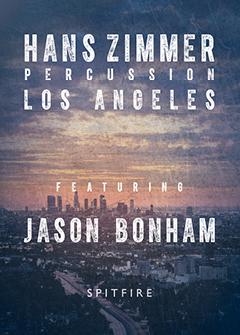 Bonham beats drums for Zimmer's second Spitfire Audio sample