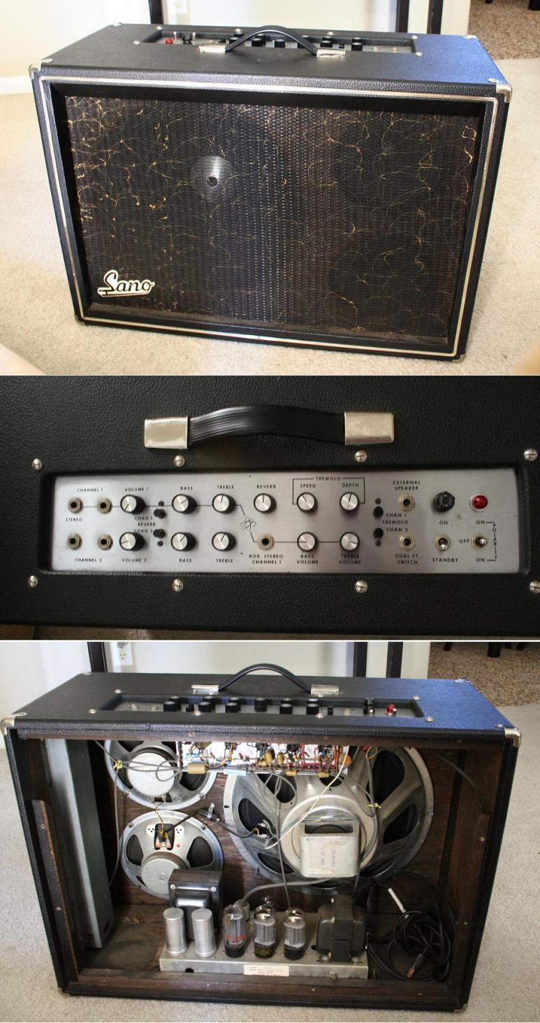 Sano Guitar Accordian Tube Amplifier Gearslutz Circuits And Schematics Fuzzi Amps Other Effects Quotsanoquot