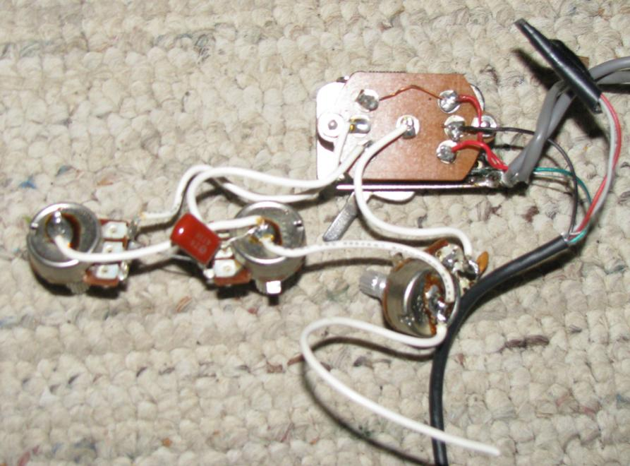 Fine Lifan 125cc Engine Wiring Huge Ibanez Wiring Regular Www Bulldog Security Diagrams Com To Installing A Remote Start Youthful Two Humbuckers One Volume One Tone BrightGuitar Input Wiring Ever Seen A Guitar 5 Way Switch Like This?   Gearslutz Pro Audio ..