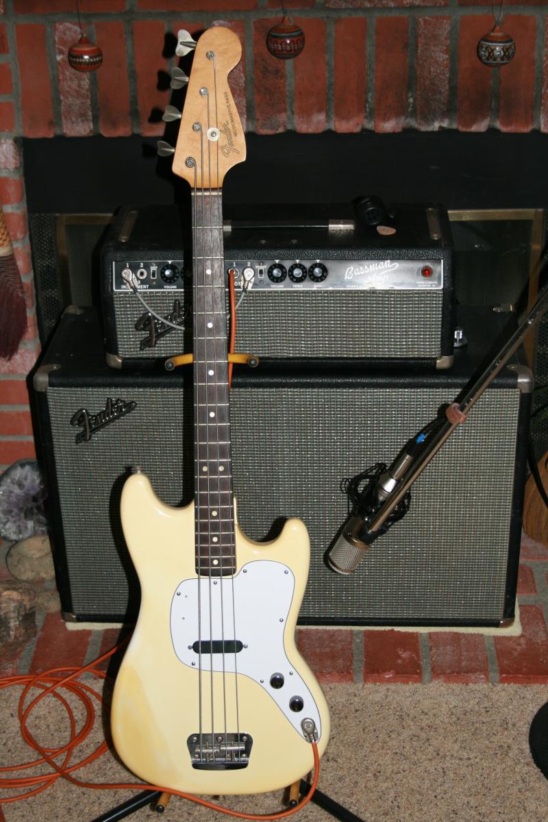 Musicmaster Mustang Bass Gearslutz Com