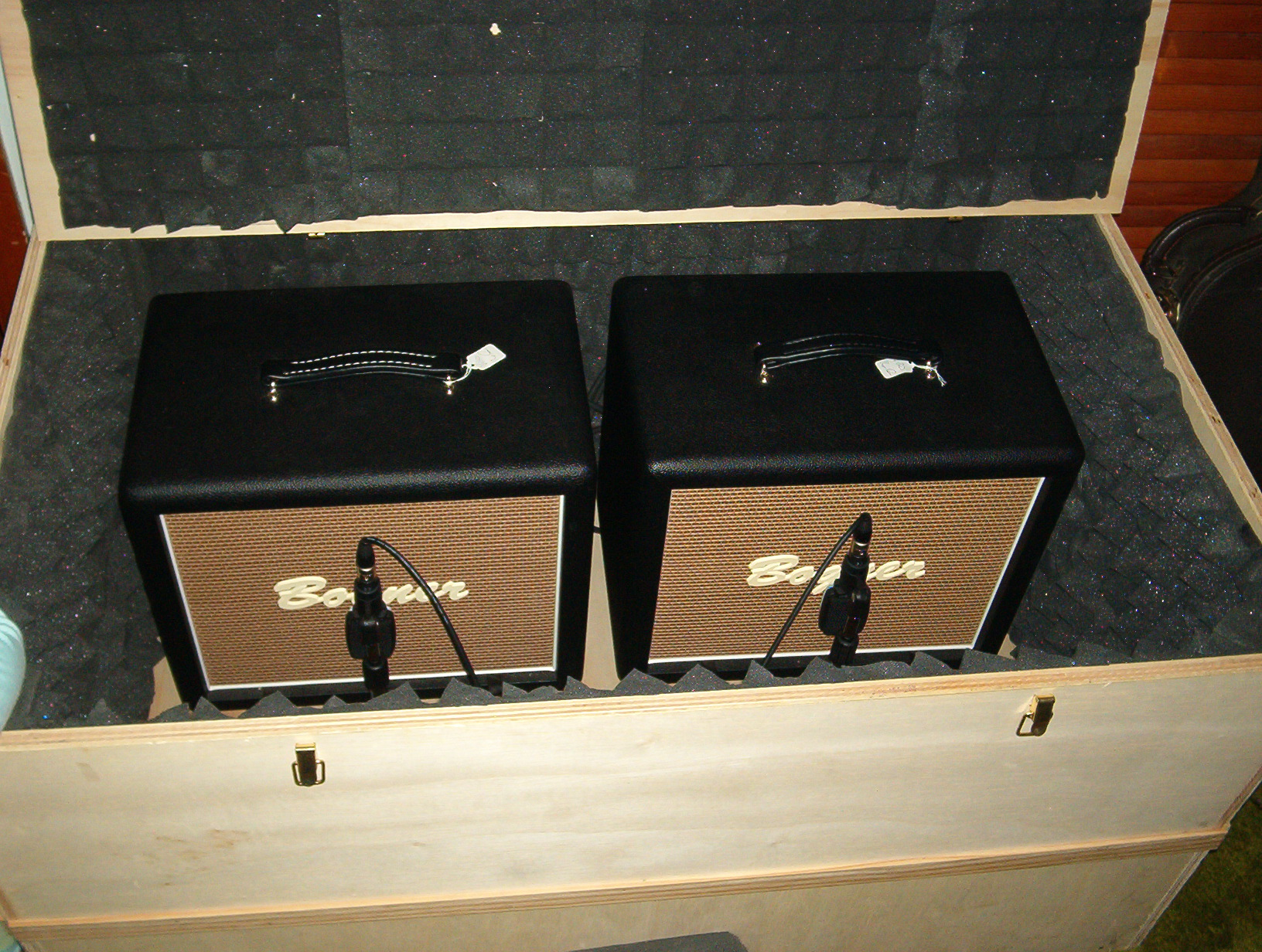 Who's had experience with isolation cabinets? - Gearslutz Pro ...