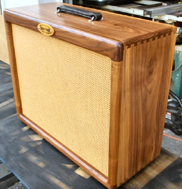 Woodwork 2x12 Speaker Cabinet Plans PDF Plans