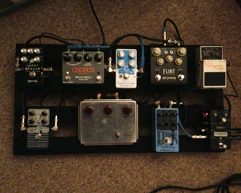 Guitarists - Show Me Your Pedalboard