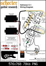 365514d1380638862t pickup wiring coil selection question schecter hellraiser c 1 wiring diagram gearslutz pro audio community view single post pickup wiring schecter wiring diagram at bakdesigns.co