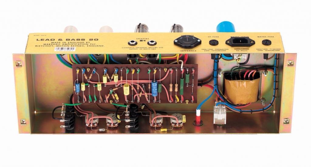 Low wattage Marshall-Style amp? - Page 3 - Gearslutz