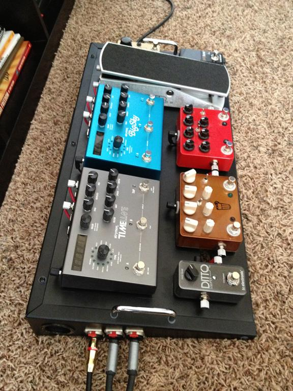 guitarists show me your pedalboard page 51 gearslutz pro audio community. Black Bedroom Furniture Sets. Home Design Ideas