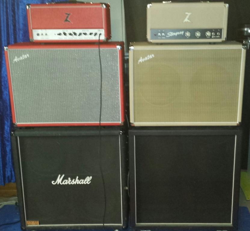 4x12 Cabinets - Gearslutz Pro Audio Community