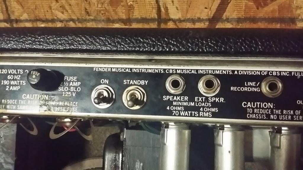 changing transformer in super reverb gearslutz rh gearslutz com