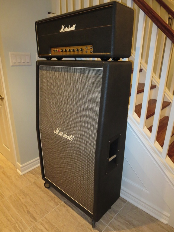 1972 Marshall 4x15 1979A (Pre Rola) Vs 6 Other Cabinets Image_3627_0 ...