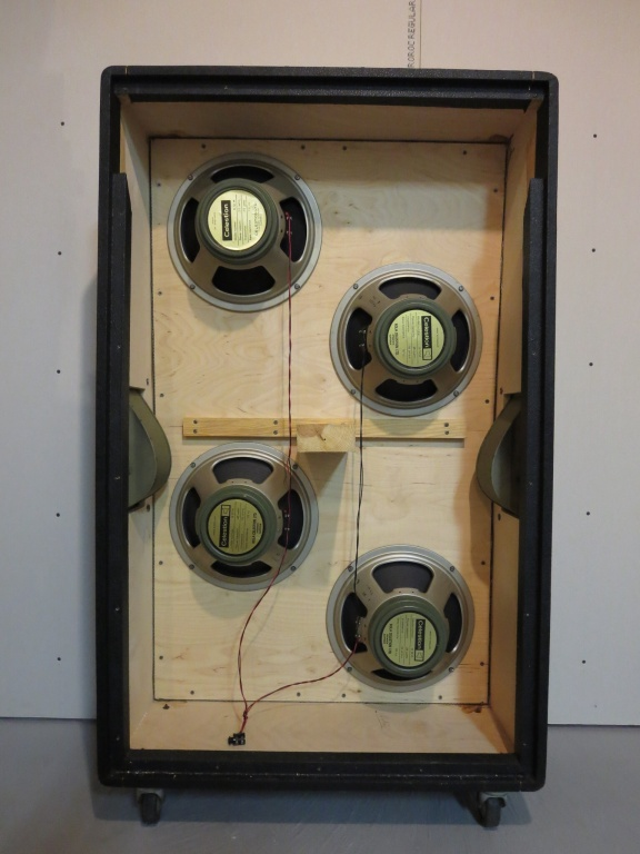 ... 1972 Marshall 4x15 1979A (Pre Rola) Vs 6 Other Cabinets Image_1070_1