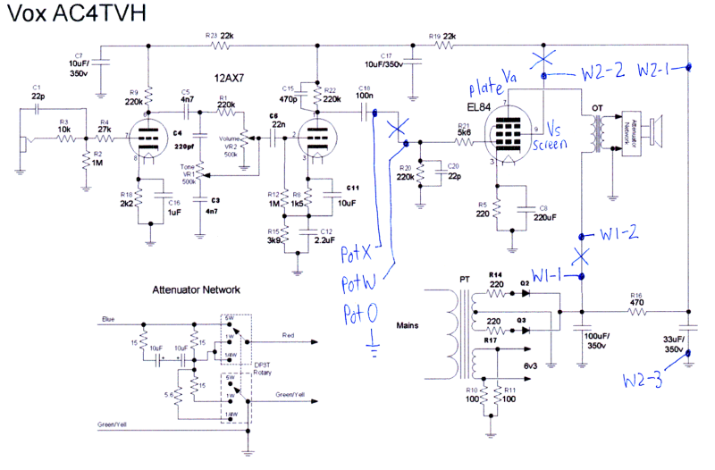 491770d1439807825 low wattage 4w valve amp reverb tremolo voxac4tvh low wattage (\u003c4w) valve amp with reverb and tremolo gearslutz fender vaporizer circuit diagram at virtualis.co