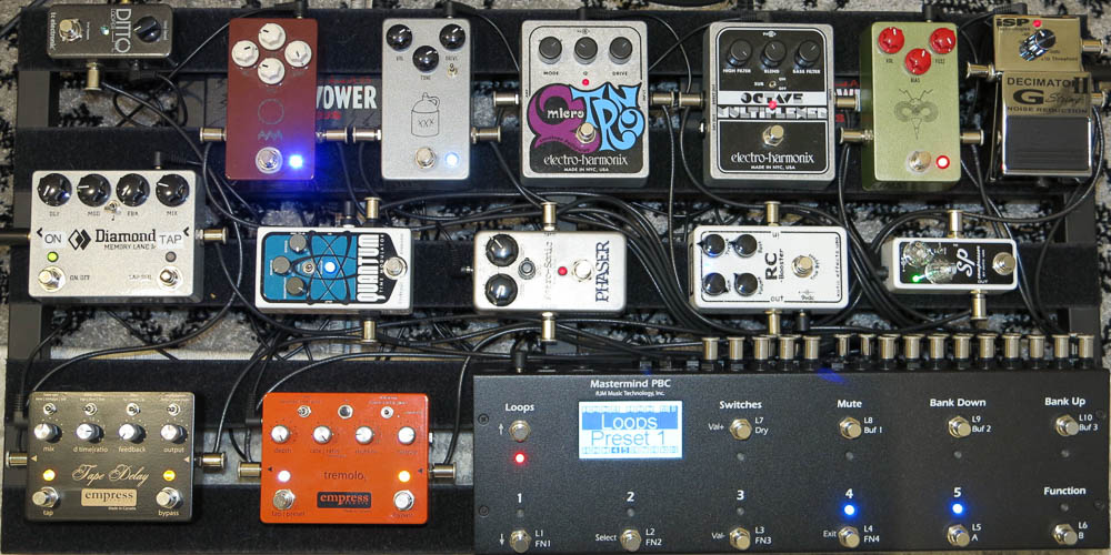 Guitarists - Show me your pedalboard! - Page 67 - Gearslutz