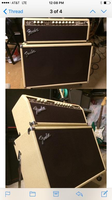 1968 Fender Super Reverb Image
