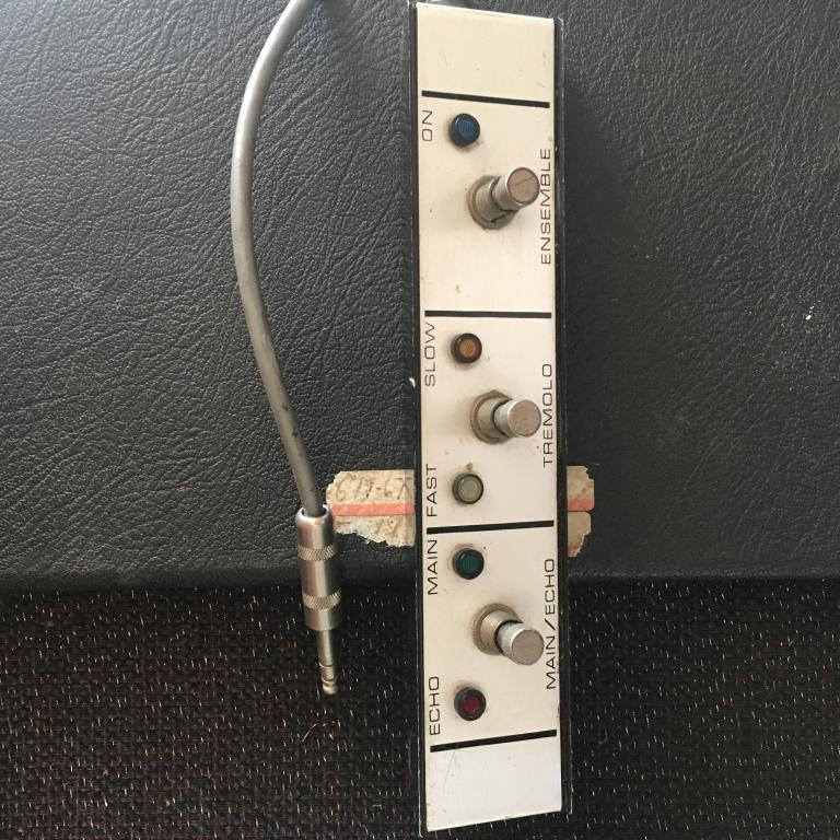 Leslie 16 / Fender Vibratone - which Amp? - Page 2 - Gearz on