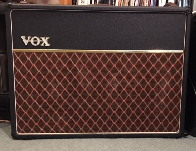 Dating your vox ac30