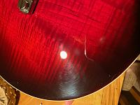 Brand new Gibson Les Paul standard coming with swirl marks?-img_7513.jpg