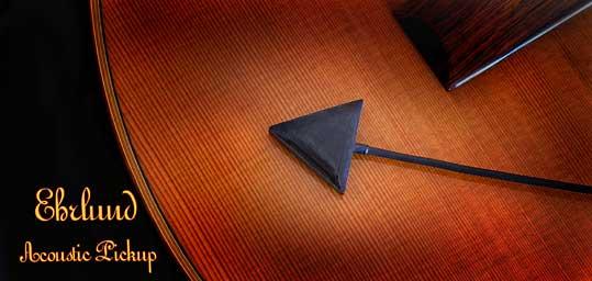 Ehrlund Acoustic Pickup Ehrlund Acoustic