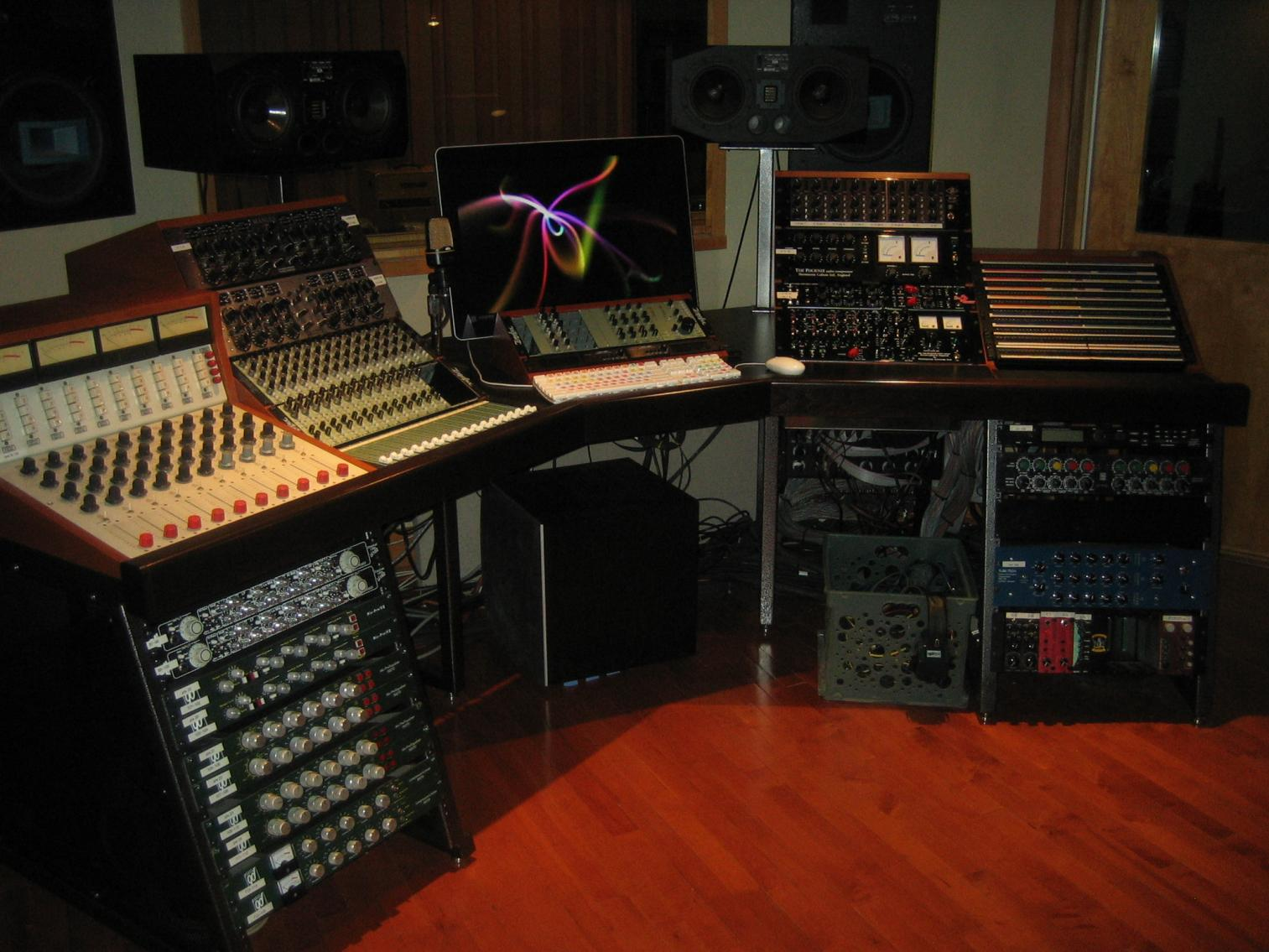 Show Me Your Homemade Or Custom Made Console Studio Furniture No Premade Bought
