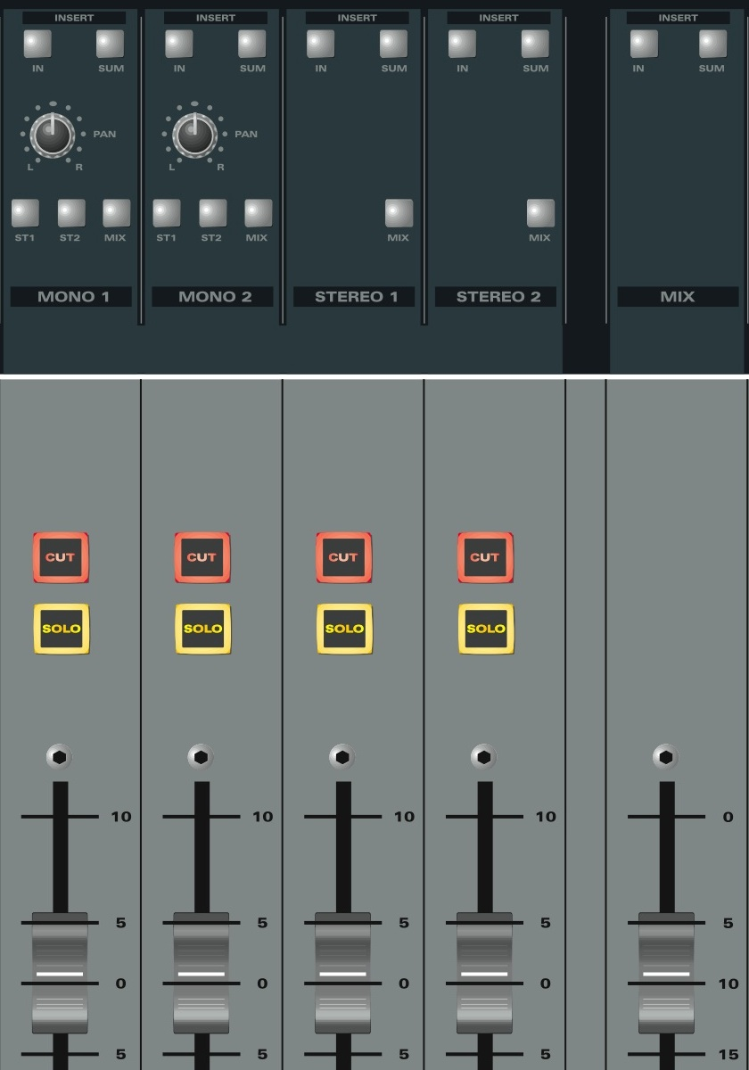 Audient Zen High Resolution Analogue Console Page 2