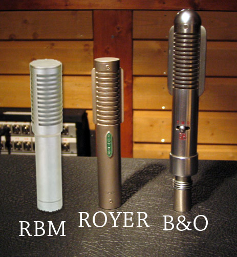 new chines ribbon mic now shooting at royer gearslutz pro audio community. Black Bedroom Furniture Sets. Home Design Ideas