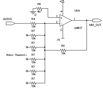 can someone explain summing to me? - page 4 - gearslutz ... load cell junction box wiring diagram pdf #10