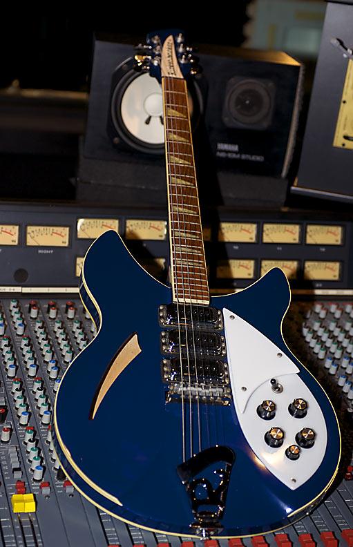 Rickenbacker Guitars Gearslutz Pro Audio Community