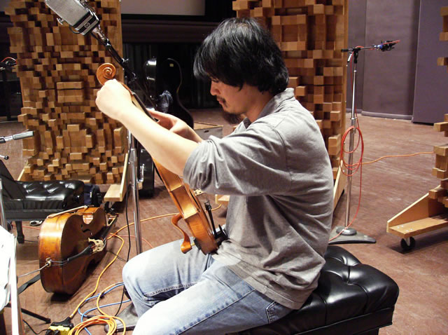 How Do Diffusers Work >> Diffusor baffles at Skywalker Sound - Gearslutz Pro Audio ...