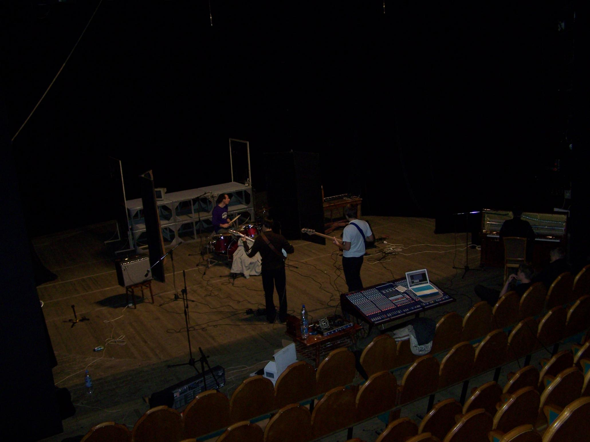 recording rock band on a theater stage gearslutz pro audio community. Black Bedroom Furniture Sets. Home Design Ideas