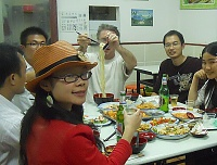 China Mic Trip Pictures and Thoughts-dinnerdumplings.jpg