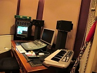 KMR Audio and Kore Studios Xmas Party, Dec 2009, London, UK-programming-room-r.jpg