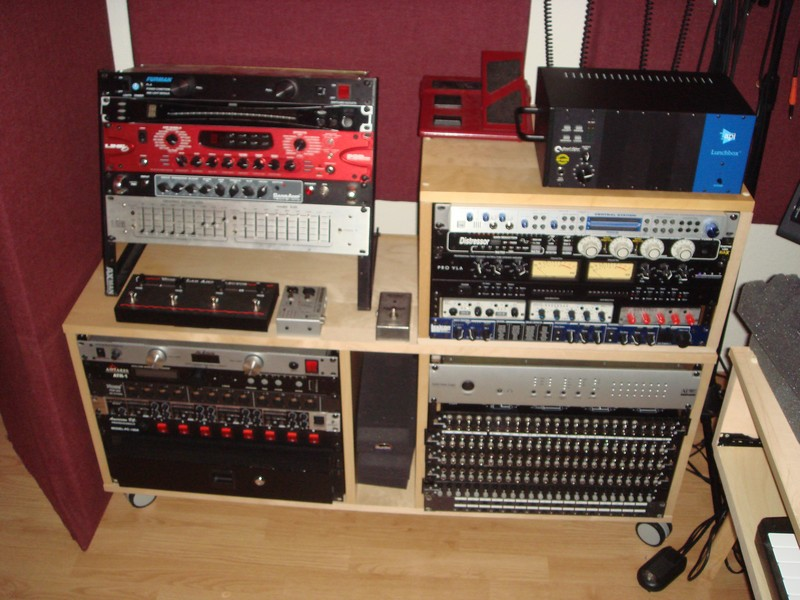 Quot Ikea Hack Quot Desk Rack Amp Arm Rest Gearslutz Pro Audio