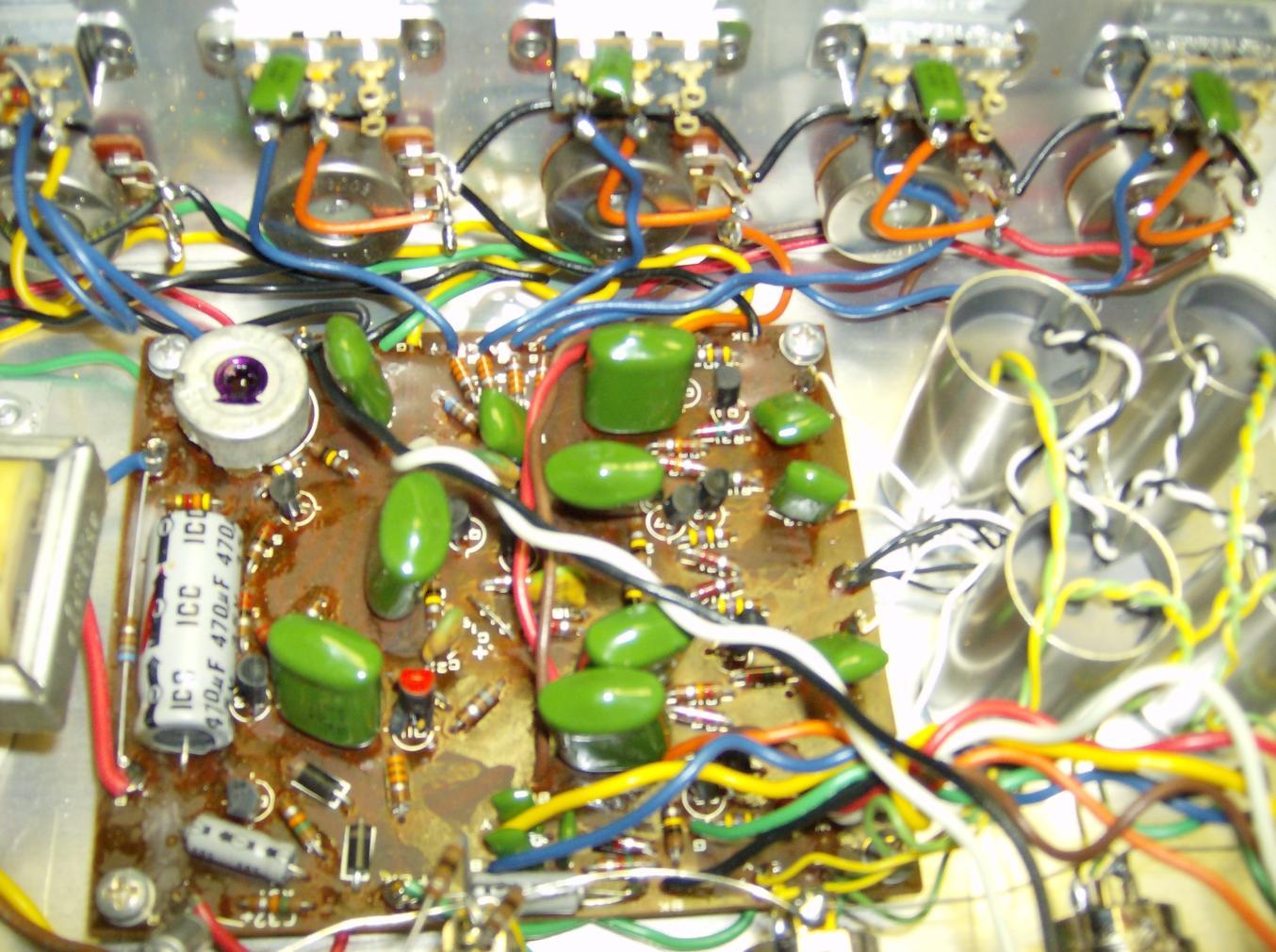 Vintage Shure M67 Professional Microphone Mixer For Parts Repair ...