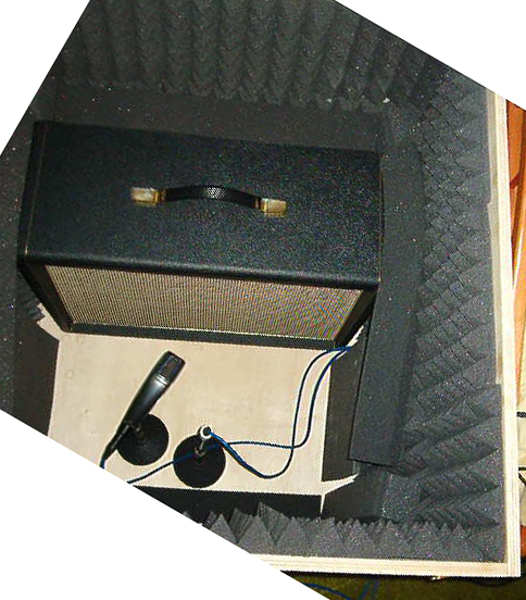 pic's of new isolation box for cab - Gearslutz Pro Audio Community
