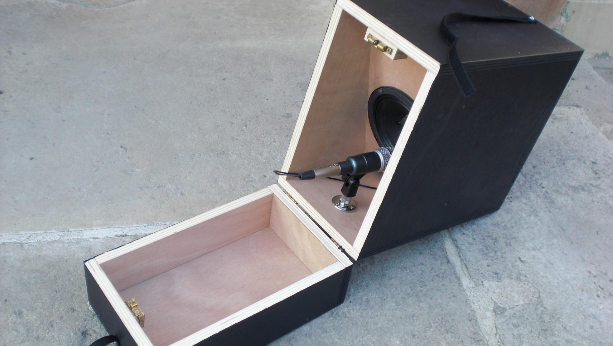 My DIY IsoCab ! Pictures and tips… - Page 3 - Gearslutz Pro Audio ...