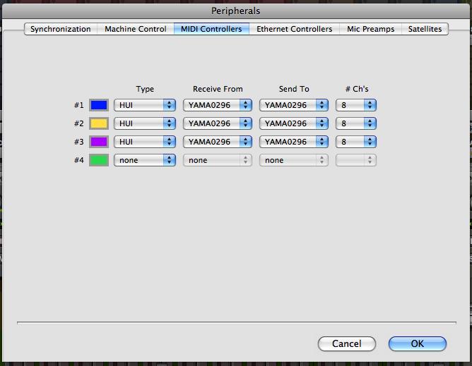 Yamaha 02r96v2 Pro Tools Help Gearslutz Pro Audio Community