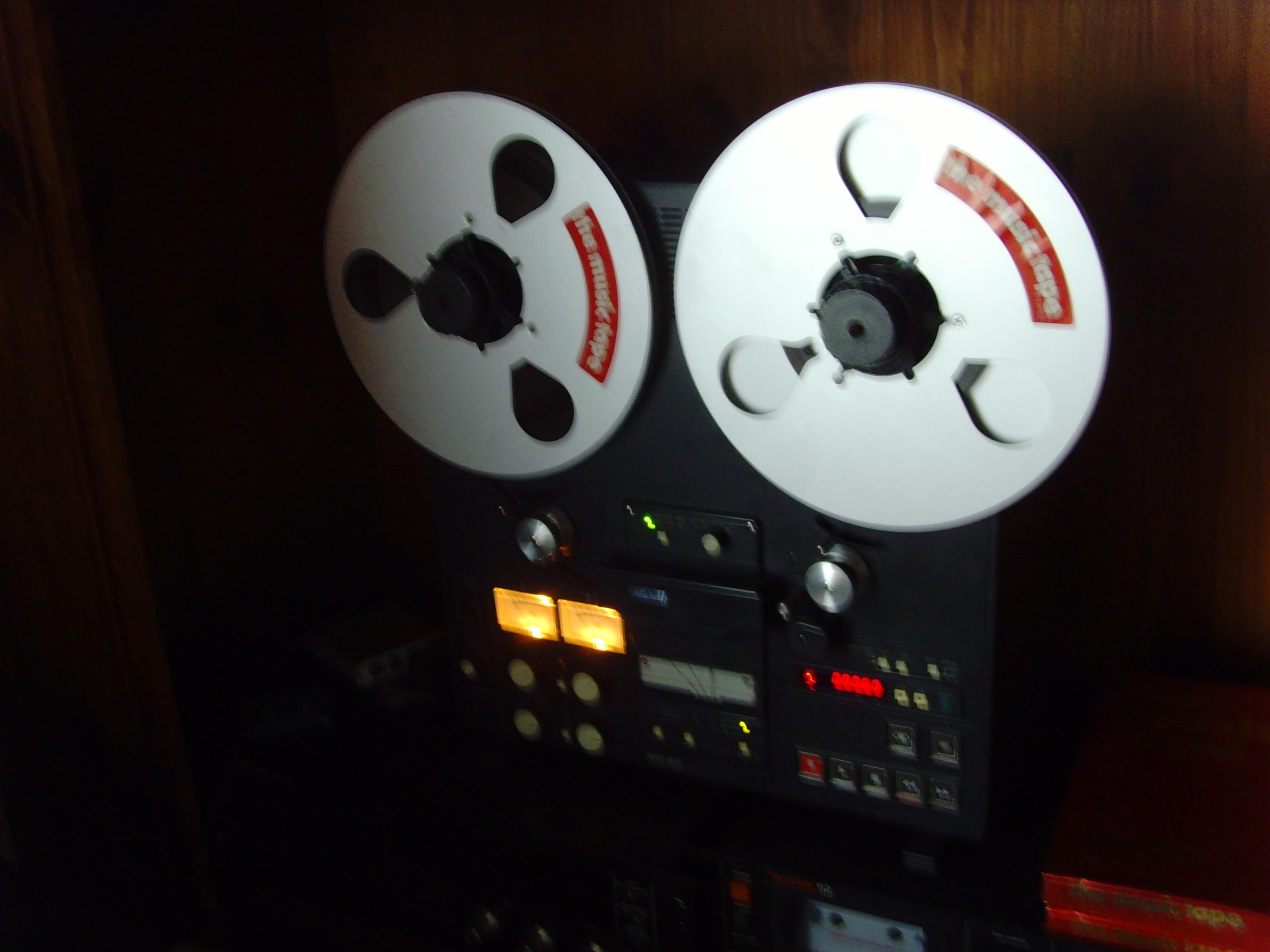 Delay Tape Tape Machine as Tape Delay