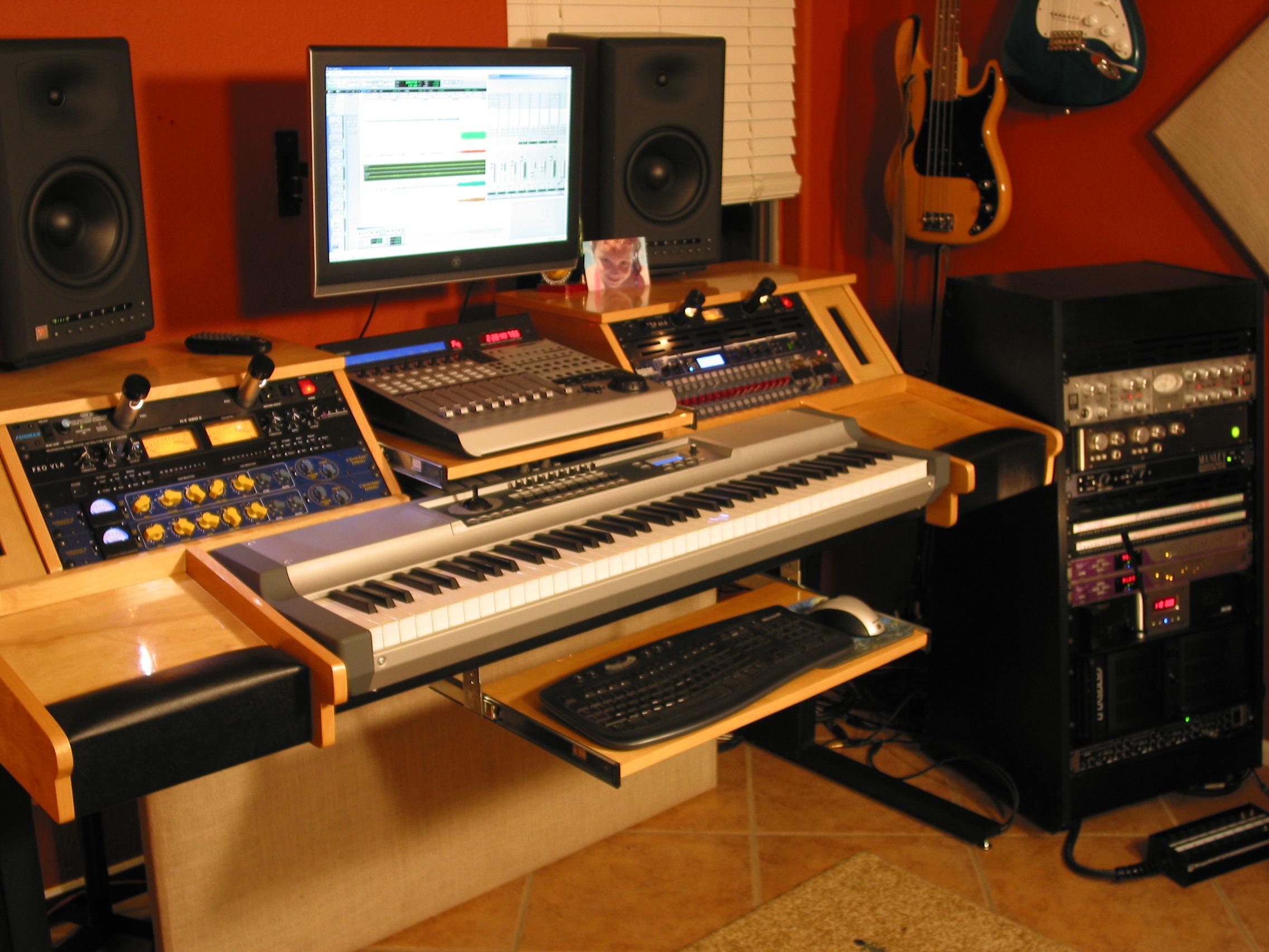 argosy recording studio furniture