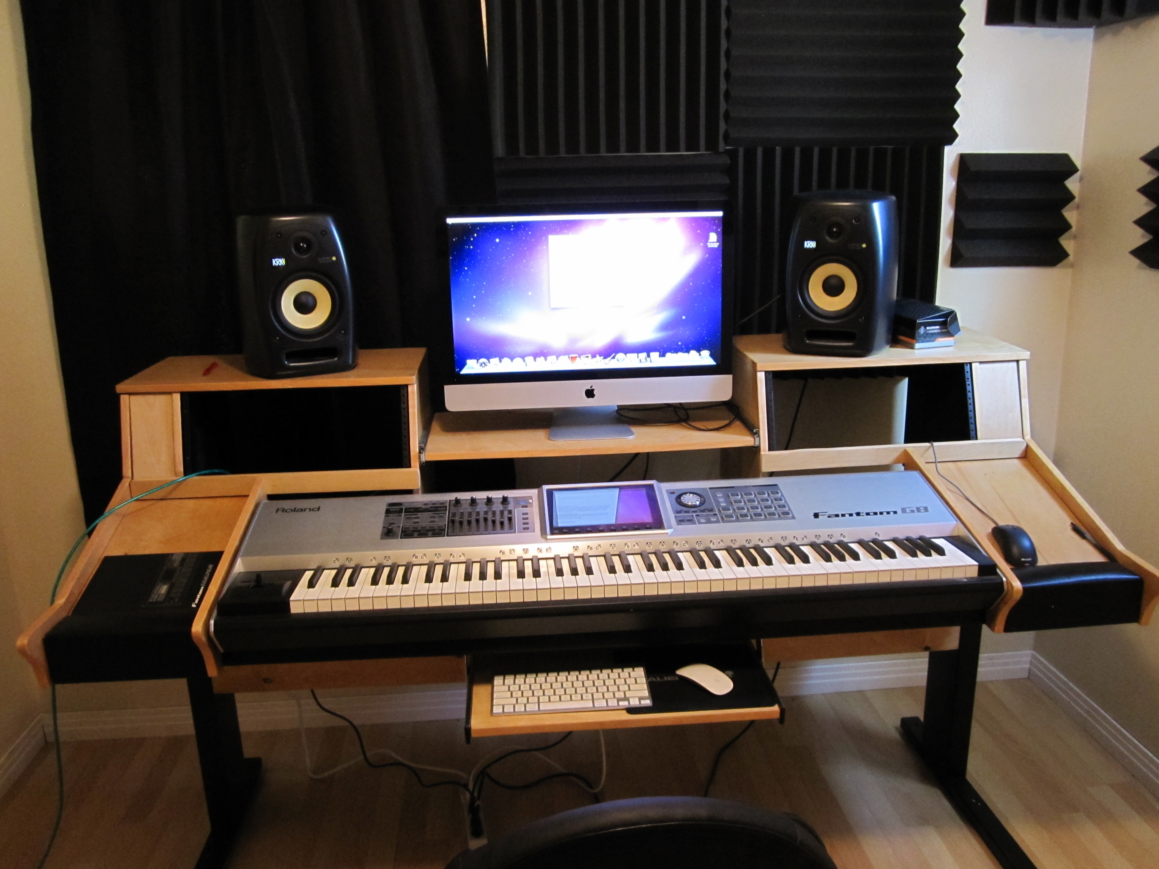 Music Studio Desks Workstations Joy Studio Design