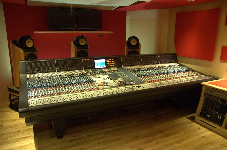 New Studio Two Control Room Abbey Road Gearslutz Pro