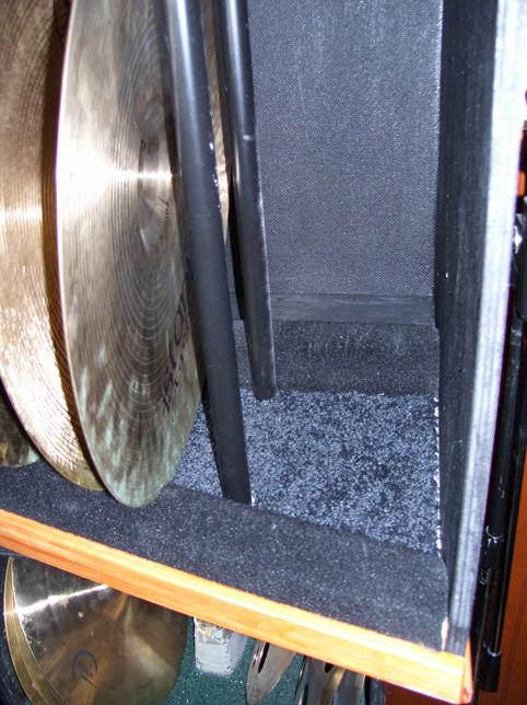 Cymbal Storage In The Studio Gearslutz Pro Audio Community