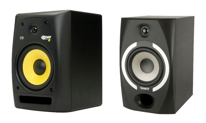 krk rokit 8 g2 vs tannoy reveal 601a active monitors gearslutz pro audio community. Black Bedroom Furniture Sets. Home Design Ideas