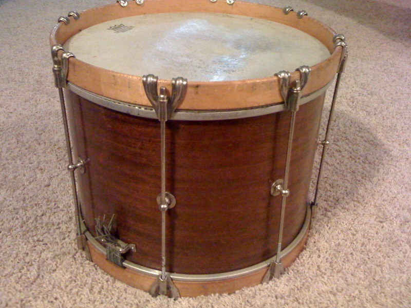 any insight on my vintage ludwig marching snare gearslutz pro audio community. Black Bedroom Furniture Sets. Home Design Ideas