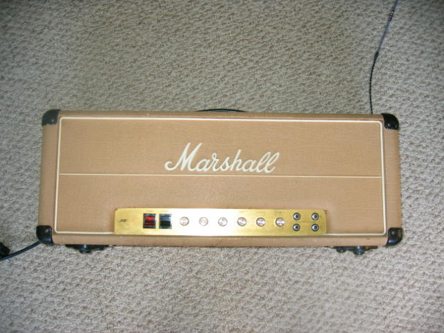 whats your favorite marshall to record